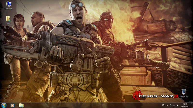 Gears of War 3 Launch