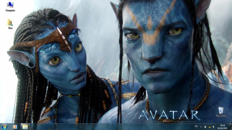 Тема Avatar