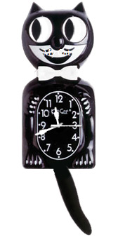 Гаджет Часы KitCat Clock