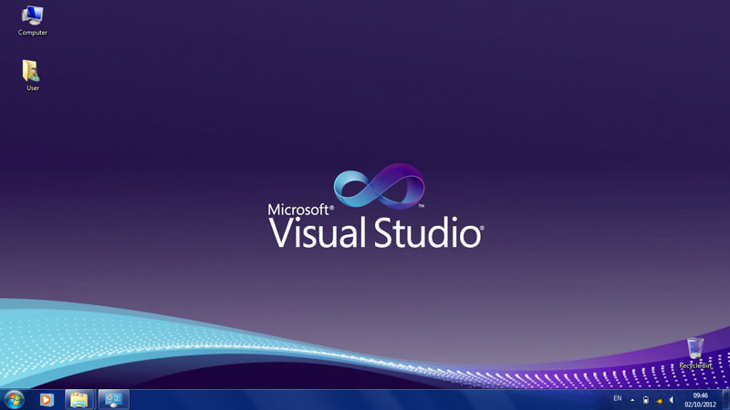 Тема Visual Studio