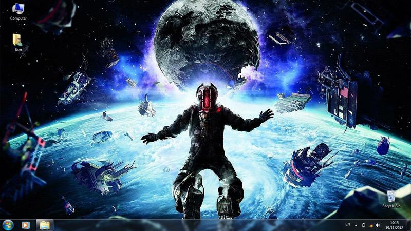 Тема Dead Space 3