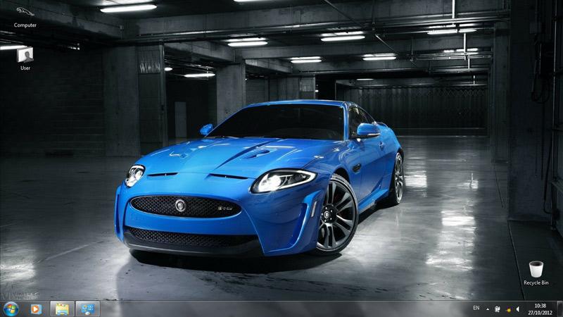 Тема Jaguar