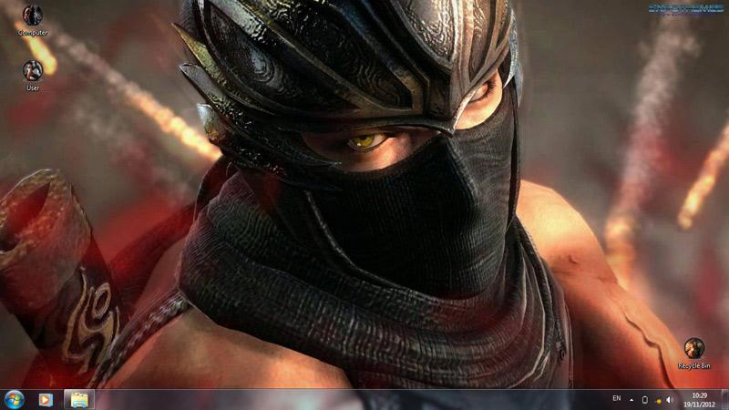 Тема Ninja Gaiden 3