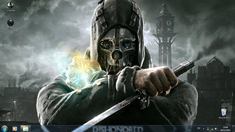 Тема Dishonored