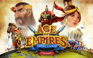 Тема Age of Empires Online