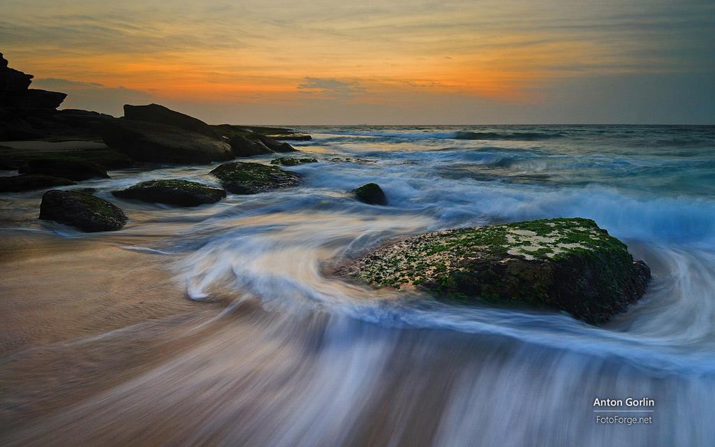 Тема Australian Shores