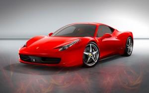 Тема Ferrari