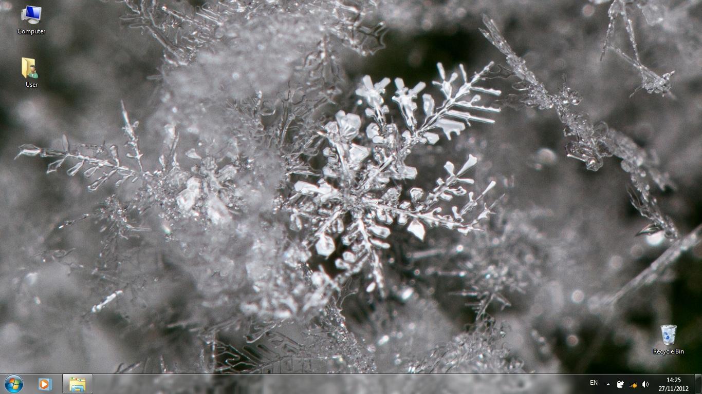 Тема Frost Macros