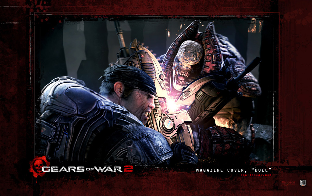 Тема Gears of War 2