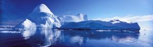 Панорамная тема Glaciers