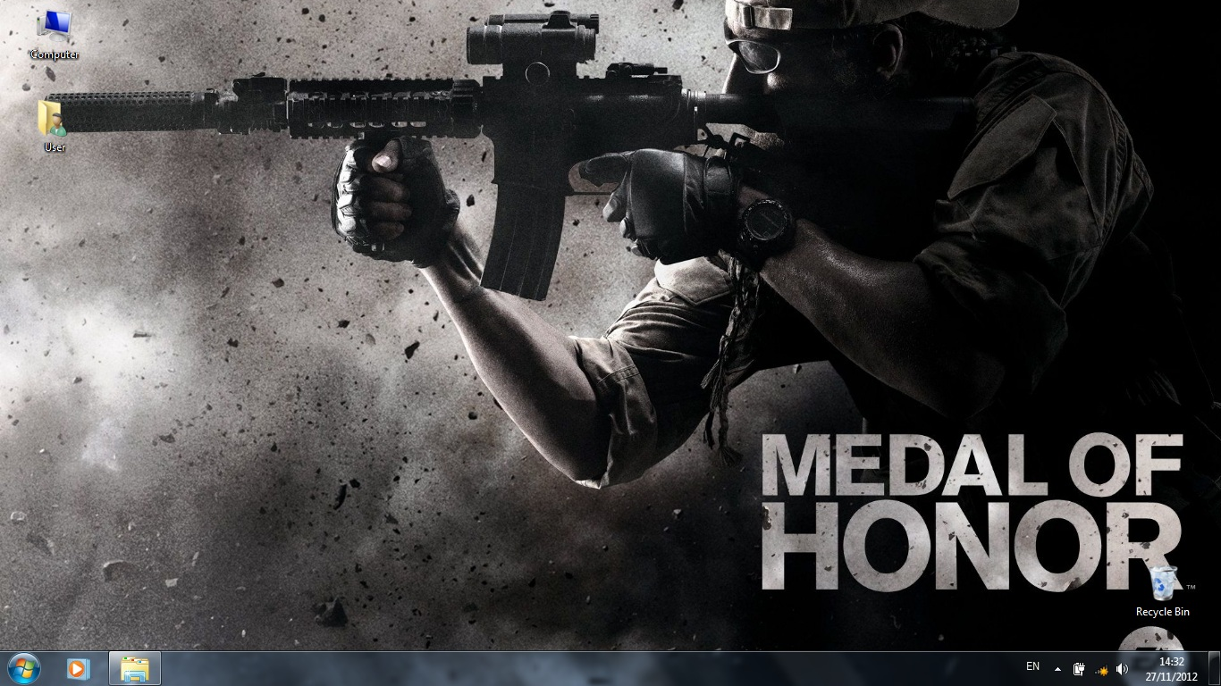 Тема Medal of Honor: Warfighter