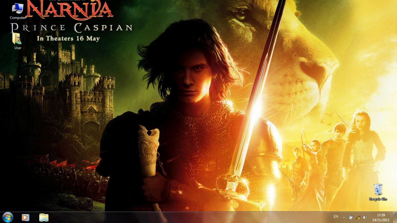 Тема Narnia Prince Caspian