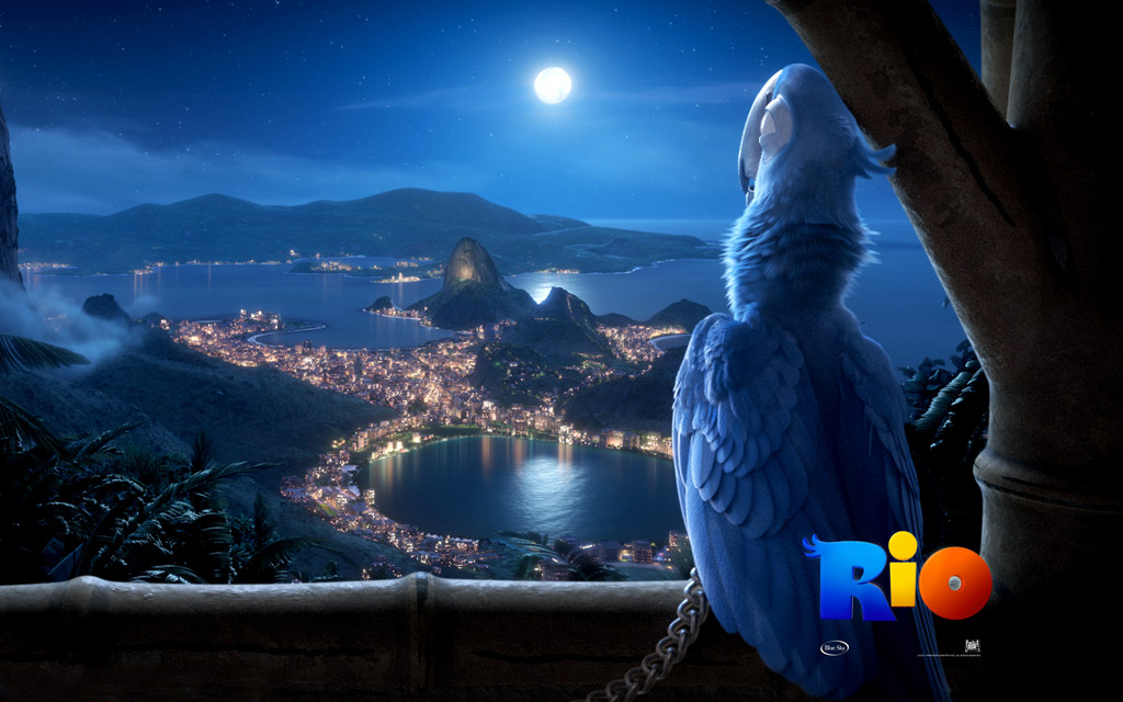 Тема Rio Movie