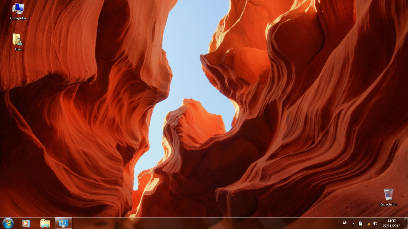 Тема Southwest Sandstone
