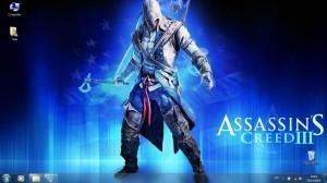 Тема Assassin's Creed III