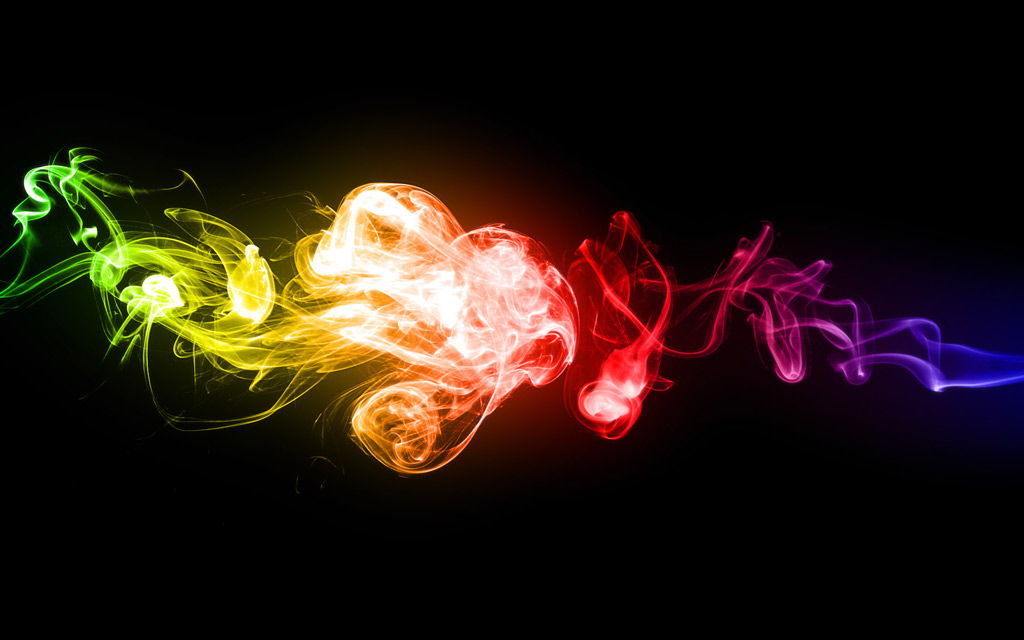 Тема Colored Smoke