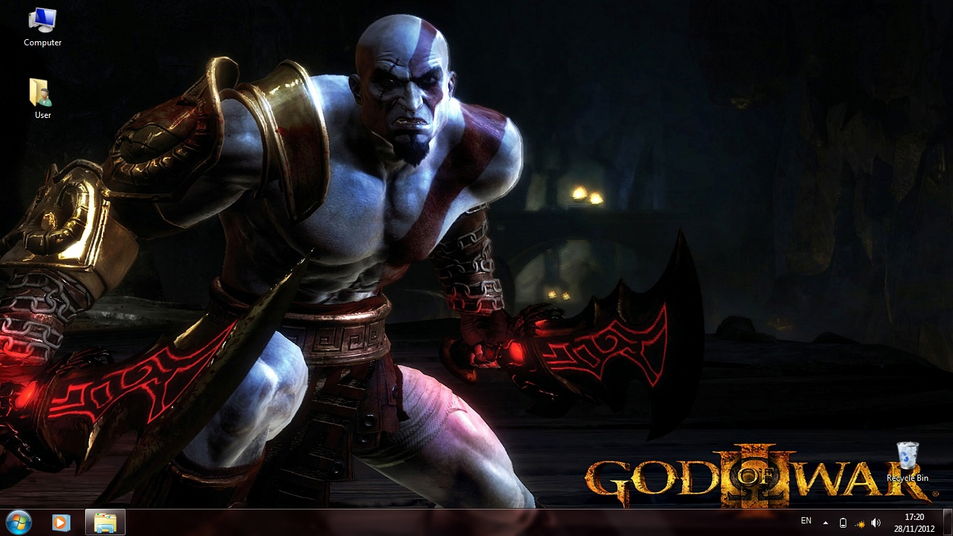 Тема God of War