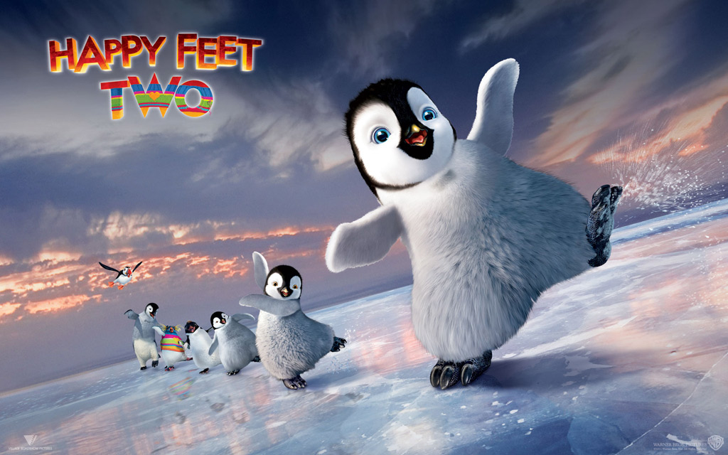 Тема Happy Feet 2
