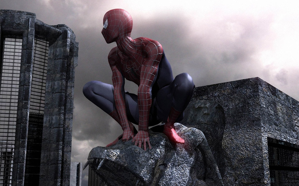 Тема The Amazing Spider Man