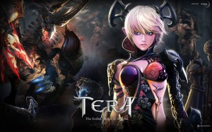 Тема Tera: The Exiled Realm of Arborea