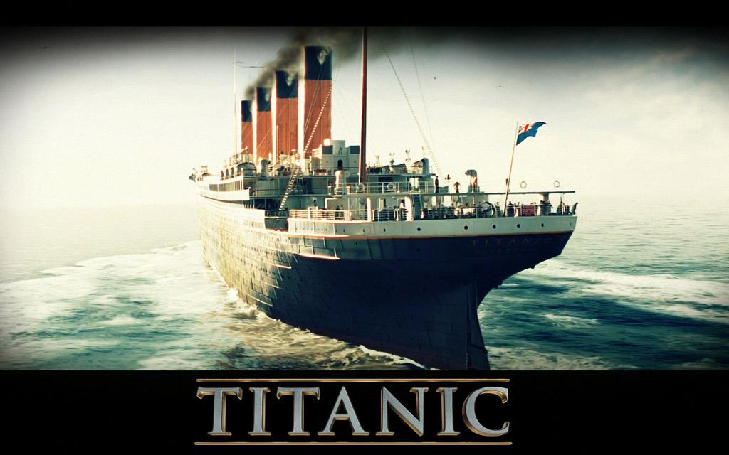 Тема Titanic
