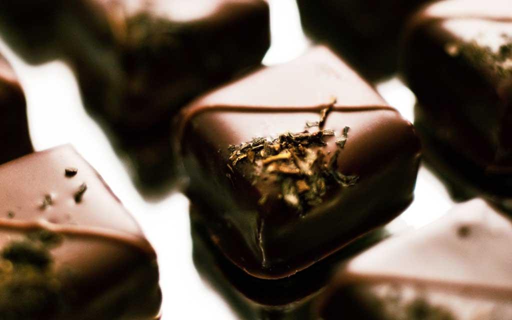 Тема Chocolate