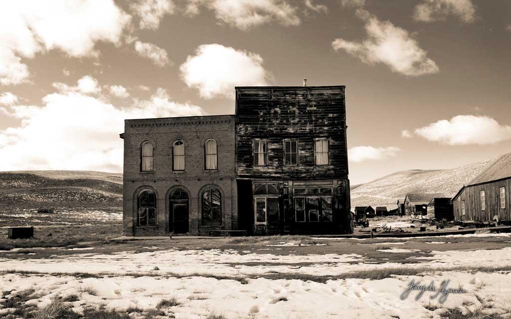 Тема Ghost Town