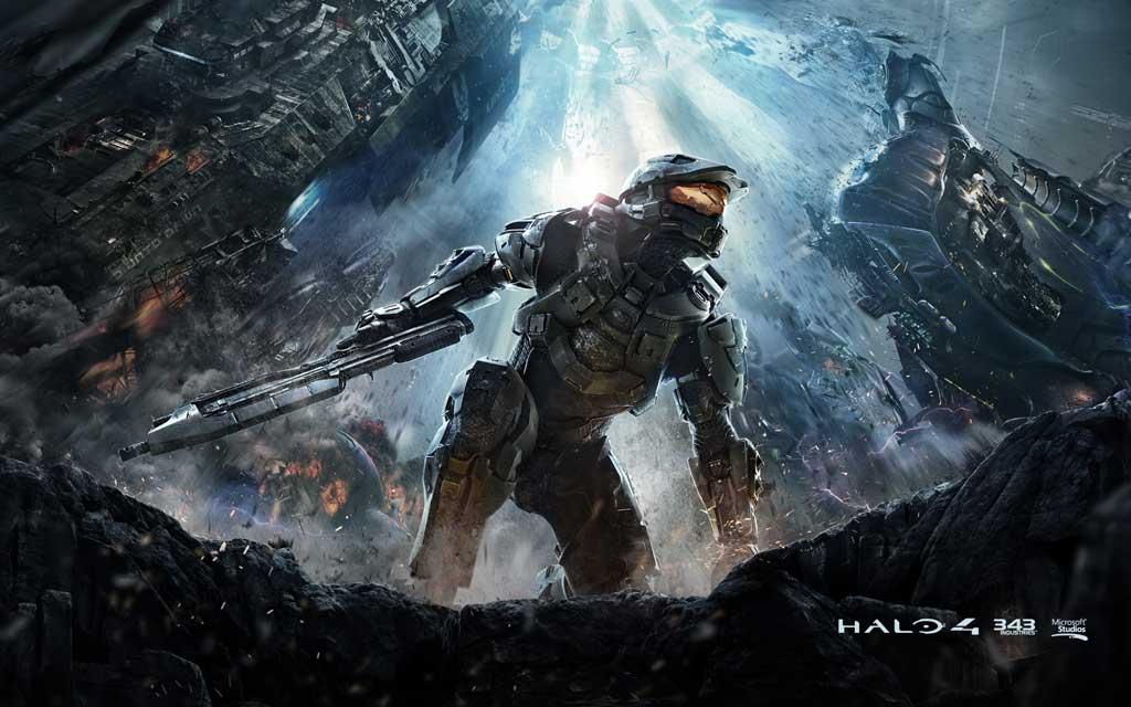 Тема Halo 4 Heroes