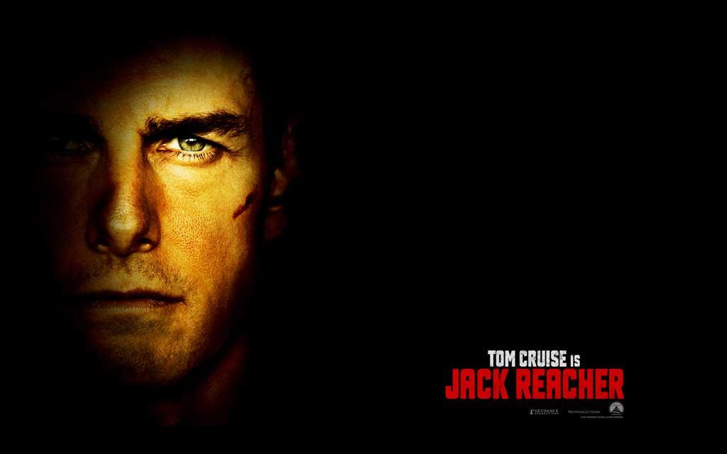 Тема Jack Reacher