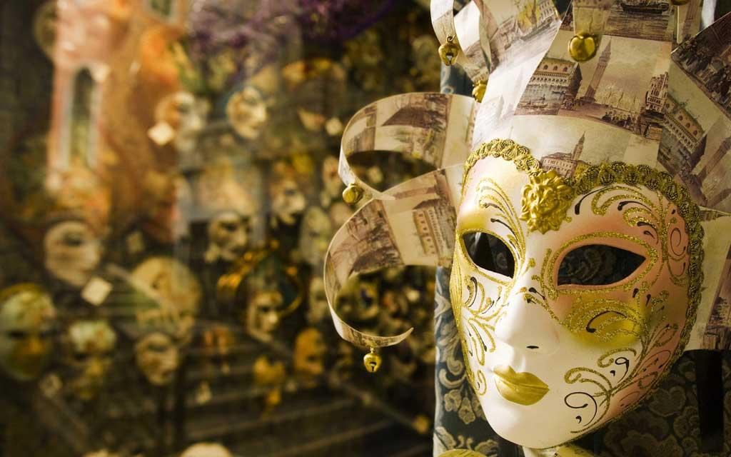 Тема Masquerade