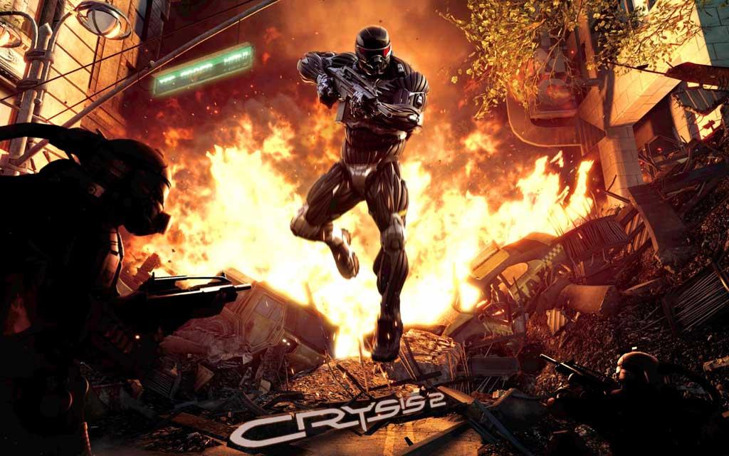Тема Crysis 2