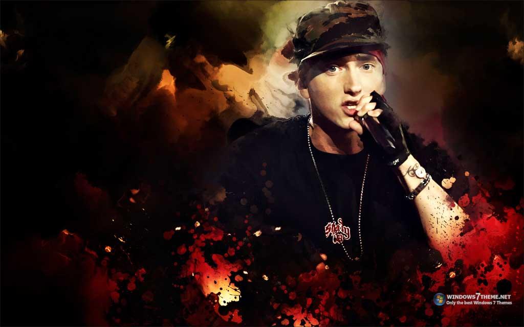 Тема Eminem