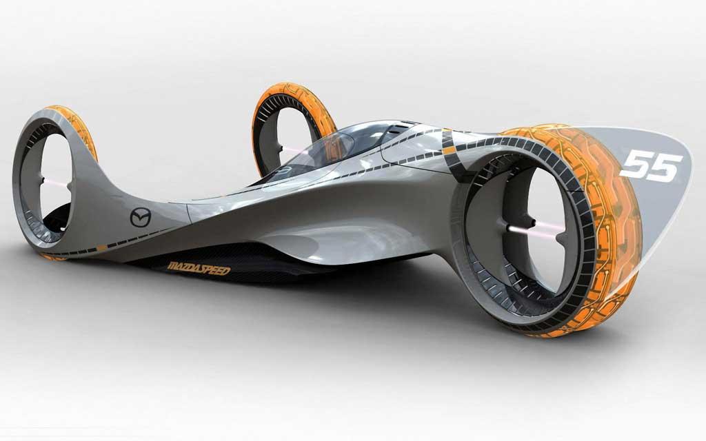 Тема Future Cars