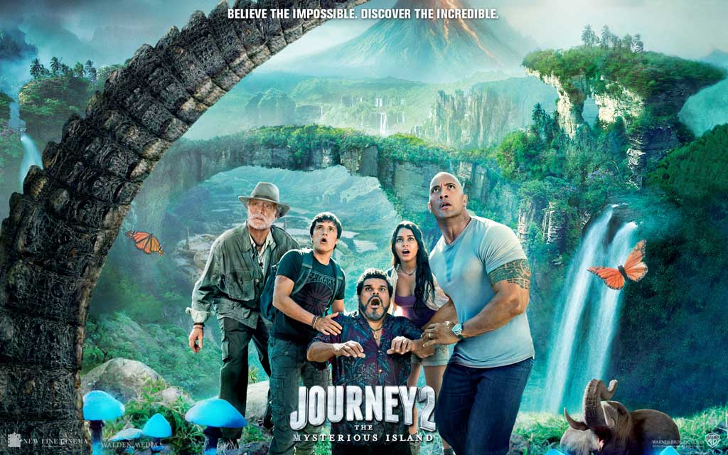Тема Journey 2