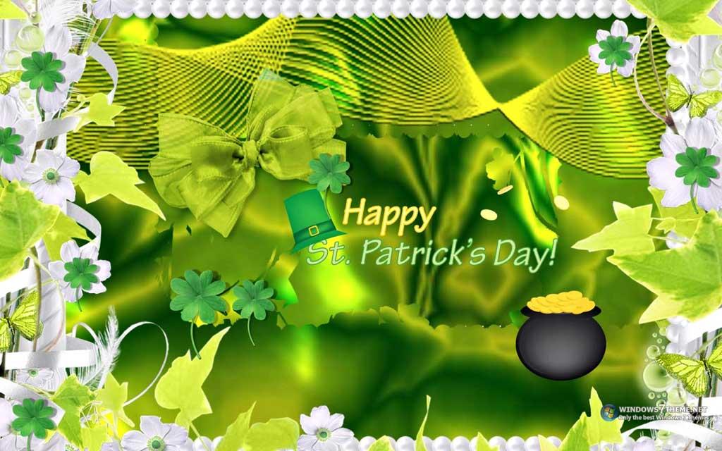 Тема St. Patrick's Day