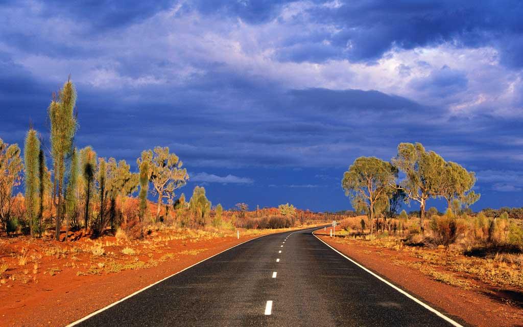 Тема Australia