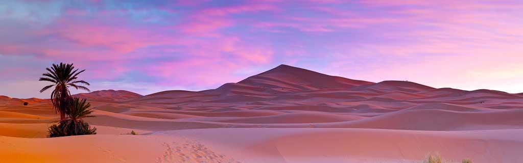 Тема Panoramic Deserts