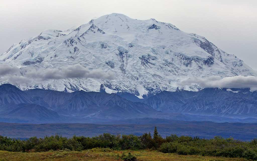 Тема Alaskan Landscapes