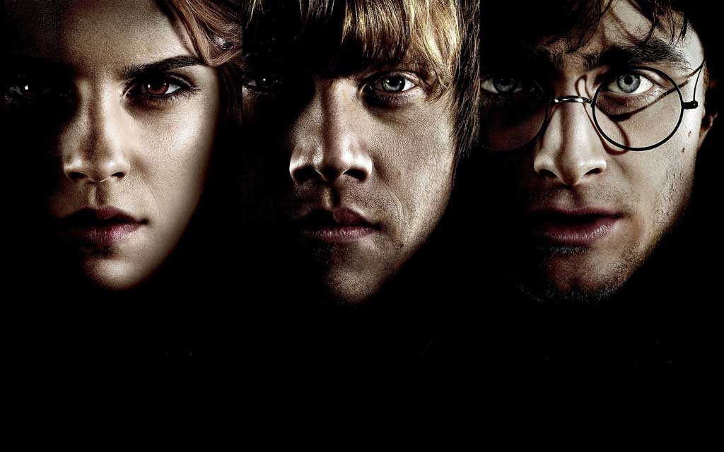 Еще одна тема Harry Potter