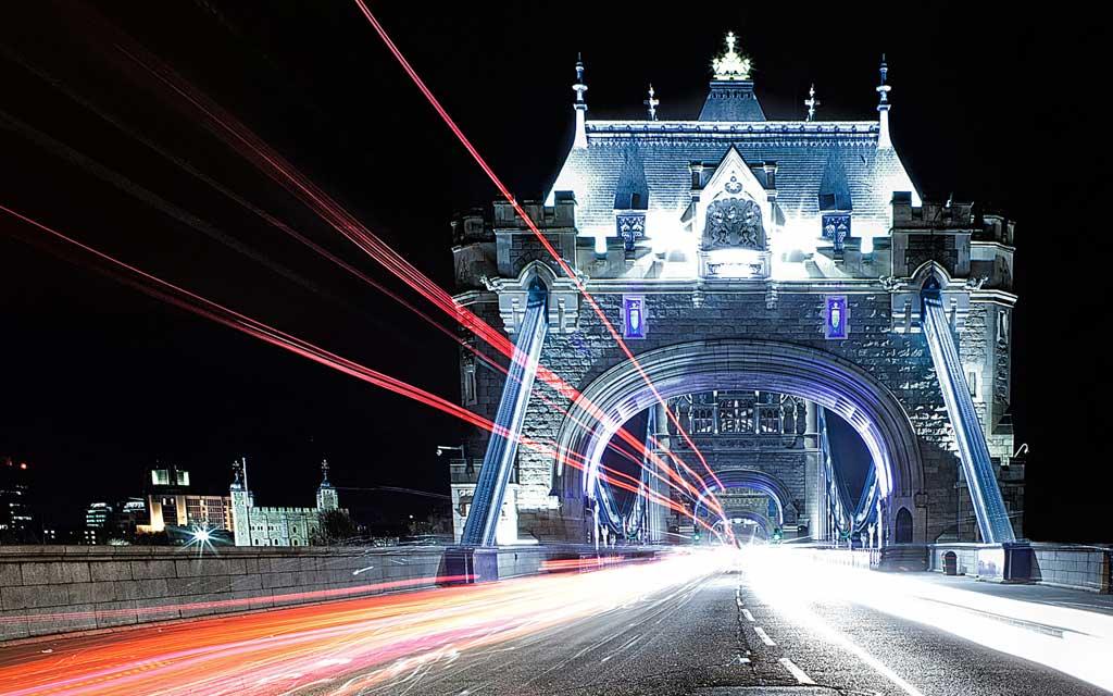 Тема London Architecture
