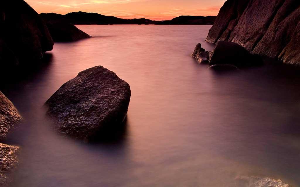 Тема Sardinian Shores