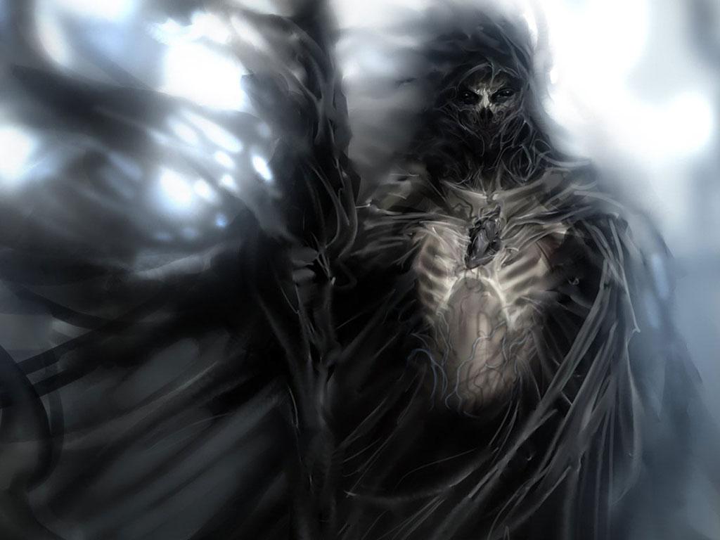 Тема Scary Horror