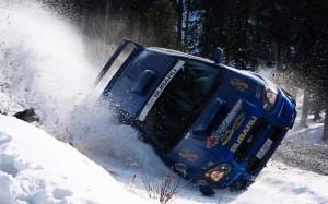 Тема World Rally Championship