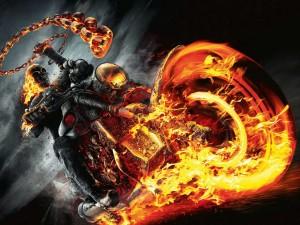 Тема Ghost Rider