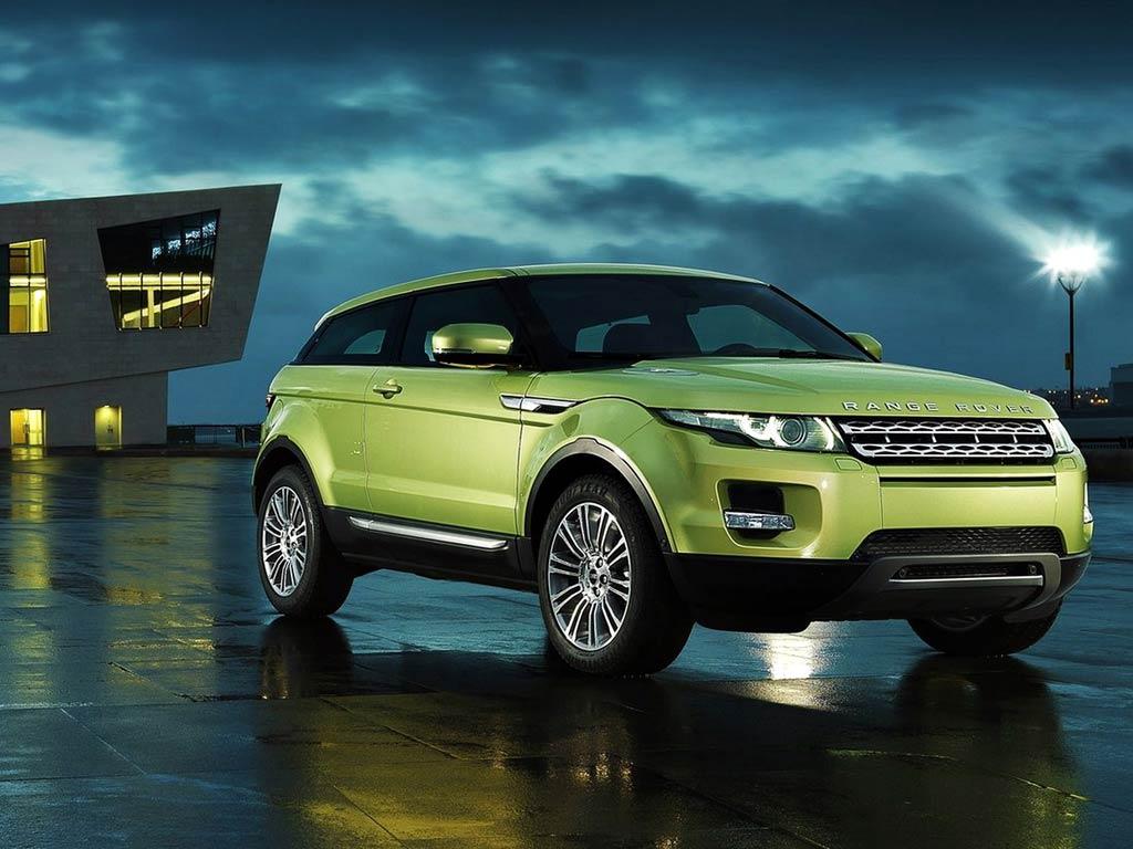 Тема Range Rover Evoque