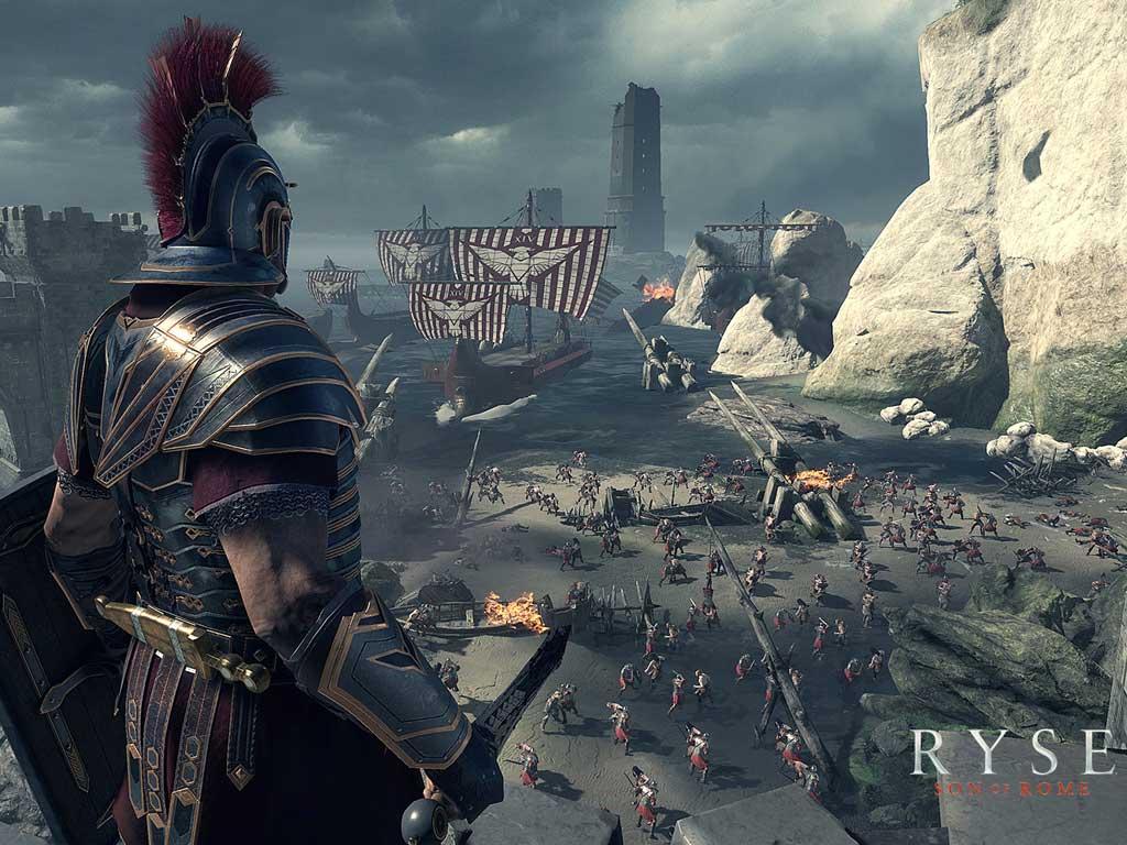 Тема Ryse : Son of Rome
